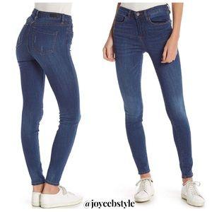 BLANKNYC Denim High Rise Skinny Jeans 8